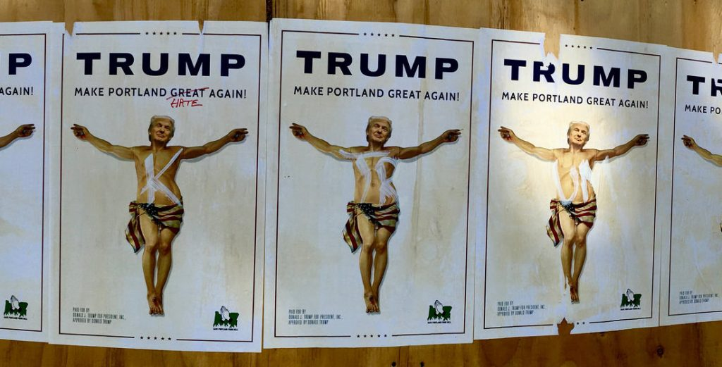 Re-Seeing Evangelical Support for Donald J. Trump