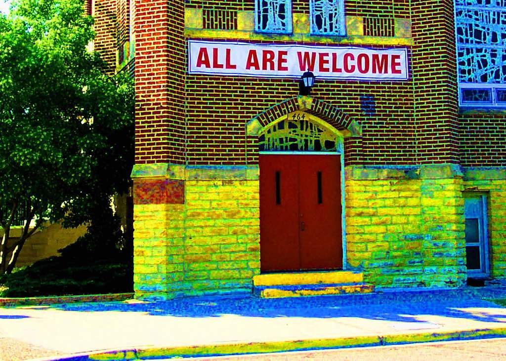 What Do We Mean When We Say All Are Welcome