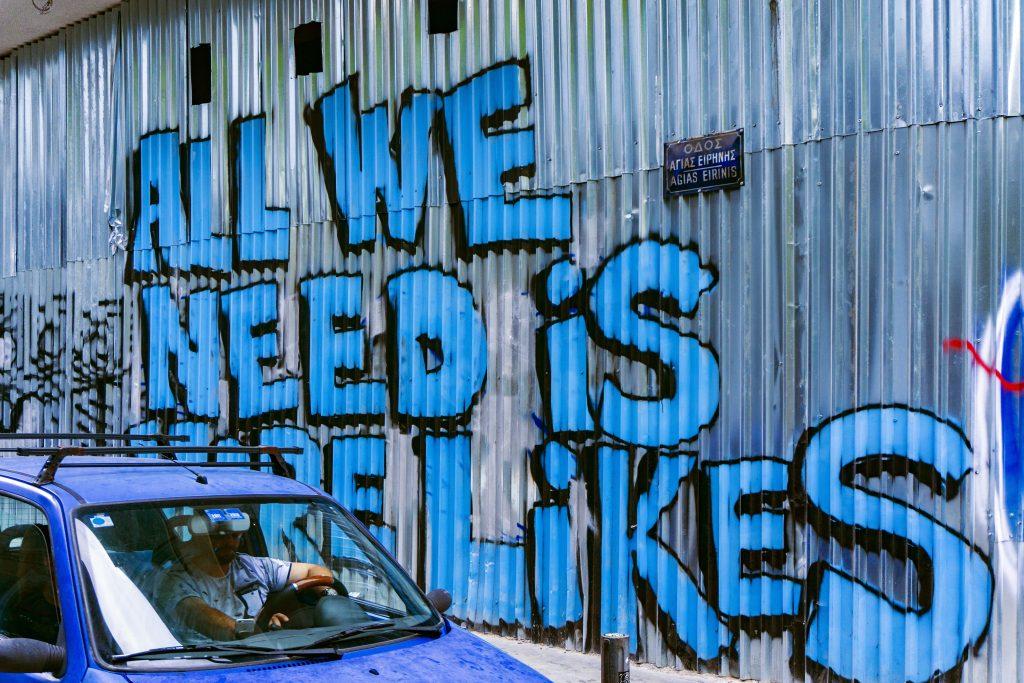 Social Media Ministry as Art