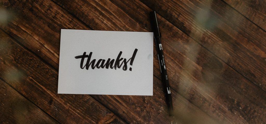 Gratitude for Elizabeth Drescher